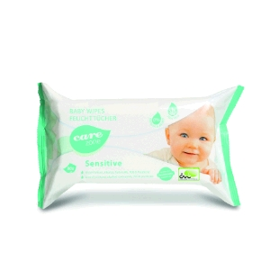 care zone Baby Wipes sensitive (12)