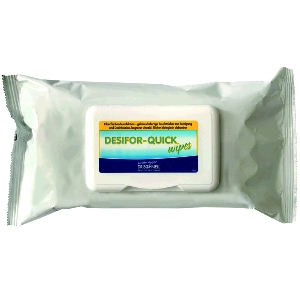 DESIFOR-QUICK Wipes Flowpack(12)