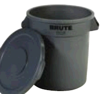 Rubbermaid BRUTE Abfall-Container 37,9 l