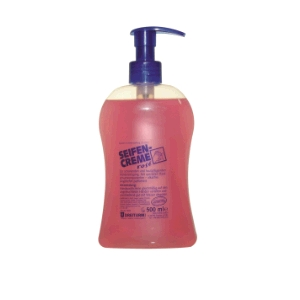 Seifencreme rose 500ml-Dispenser-Flasche